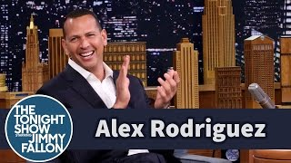 Alex Rodriguez Clears Up His Animosity Toward Jimmy
