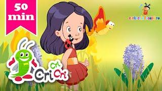 Colaj - 50 de minute de Muzica pentru copii (gradinita) - Cantecele de copii - CriCriCri