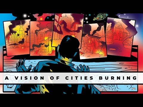 A Vision of Cities Burning Perry Stone