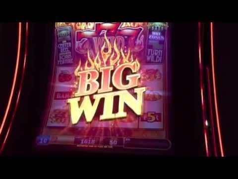 ~*~Bonus'!! Action Bank Hits!!~*~ 777 On The Double Slot!!!