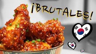 ℗ Alitas de pollo receta coreana | #recetasturbo | Superpilopi