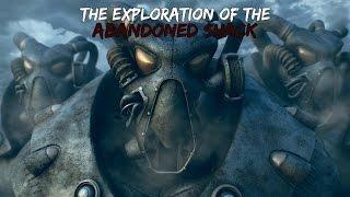 Fallout Treasures #02 The Abandoned Shack (Federal Surveillance Center K-21B)