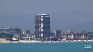 Bulgarien Sonnenstrand Bulgaria Slantschew brjag Слънчев бряг bulgarischer Badeort am Schwarzen Meer