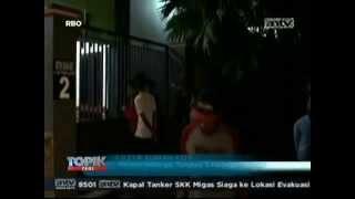 Geram, Warga Tangkap 2 Pasangan Mesum di Rumah Kos