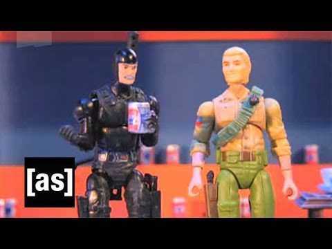 Our Newest Member Calvin Robot Chicken Adult Swim