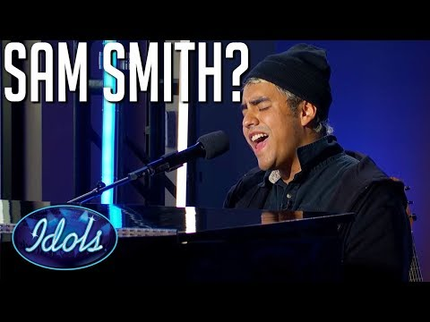 Judges Can t Believe His Voice on American Idol Idols Global