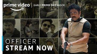Officer | Nagarjuna Akkineni, Myra Sareen | Telugu Movie | Stream Now | Amazon Prime Video