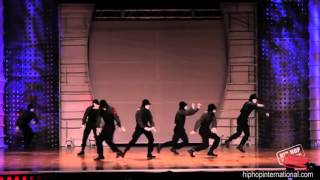 Jabbawockeez 2016 World Hip Hop Dance Championship