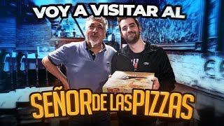 VOY AL RESTAURANTE DEL SEÑOR DE LAS PIZZAS (Pino Prestanizzi)