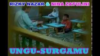 {FansClips} Ungu -  SurgaMU (Rizky Nazar Nina Zatulini & Fandy Christian)