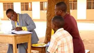 Like Father Like Son.Teacher Mpamire.African Comedy.