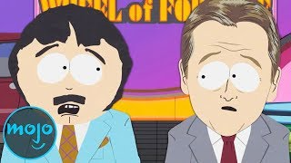 Top 10 Awkward Randy Moments on South Park