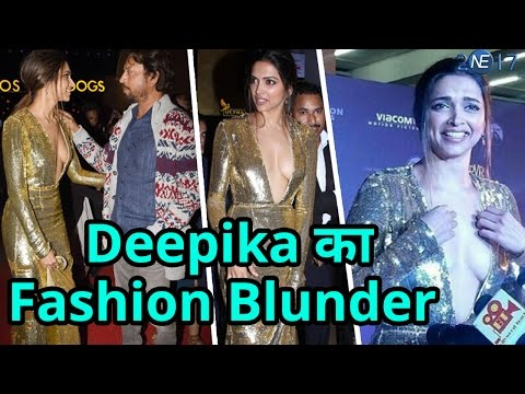 Deepika Padukone का हुआ Fashion Blunder when doing xXx Promotion