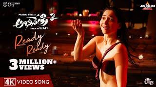 Abhinetry 2 | Ready Ready Video Song | Prabhu Deva, Tamannah |Sam C.S. | Vijay