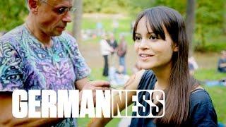 Mit HGich.T auf einem illegalen Goa Rave || GERMAN-NESS in Hamburg (3/6)