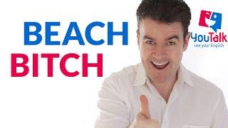 Beach vs Bitch, pronunciación de la i corta y la i larga en inglés