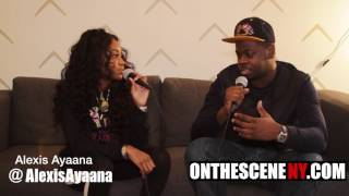 OnTheSceneNY Sits With Atlantas Dopest R&B Artist Alexis Ayaana