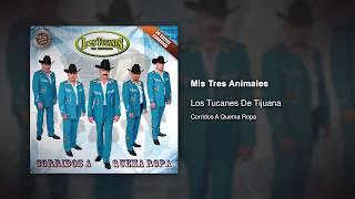 Mis Tres Animales - Los Tucanes De Tijuana [Audio Oficial]