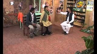 Singer Shaz Ali In Comedy Program Ain Ghain On ROHI TV