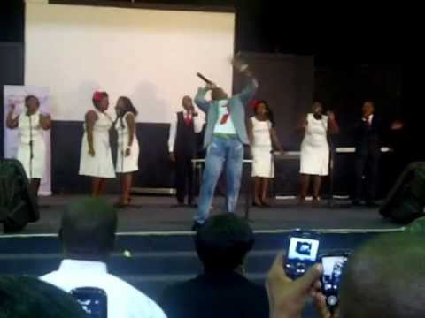 Evangelist Spha Hlatshwayo at Nongoza Jebe Hall New Brighton Port Elizabeth