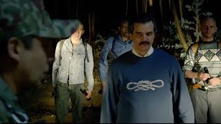 Narcos - Season 2 - Pablo Escapes | official FIRST LOOK clip (2016) Netflix