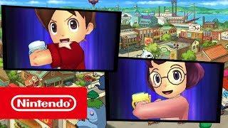 YO-KAI WATCH™ 3 - Launch trailer (Nintendo 3DS)