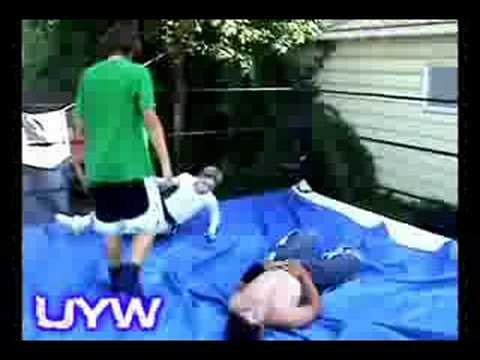 UYW Wrestling : Episode 14 - September 25th, 2008 *Part Two of Two* (Season 2)