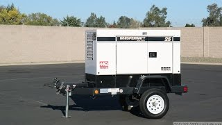 Mq power 25 kw generator videodownload mq power whisperwatt 25 diesel generator sciox Image collections