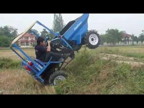 Dumper 4WD testing