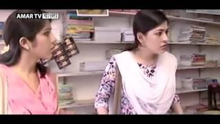 Bangla comedy natok Uccho maddhomik somadhan by Mosharof and Badhon