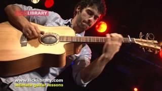 Maneli Jamal - Guitar Performance - Guitar Idol III Live Final