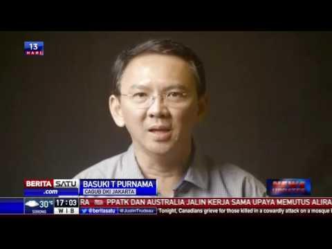 Video Permintaan Maaf Ahok kepada KH Ma'ruf Amin