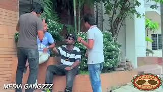 funny video bangla eid natak tawsif and nadia mim