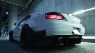 Snoop Dogg Ft  2Pac   All The Way Up T M K Remix   Nissan Silvia S15 Showtime
