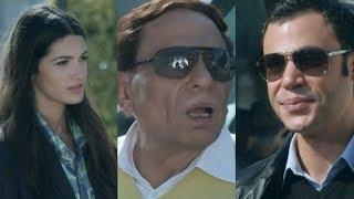 """كوميديا محمد إمام مع عادل إمام ... لما تعاكس قدام أبوك """" عمري ماشوفت رخصة بالحلاوة دي """""""