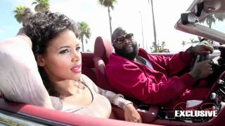 """""""Aston Martin Music"""" Official Behind The Scenes- Rick Ross Drake, Chrisette Michele 2010 HD"""