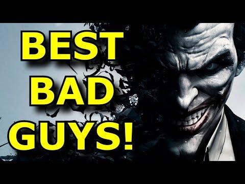 TOP 10 BEST Gaming Villains!