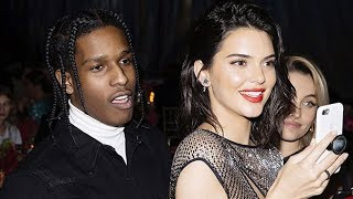 Kendall Jenner's Boyfriend A$AP Rocky Wants to Make it OFFICIAL!