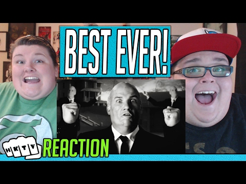 Steven Spielberg vs Alfred Hitchcock. Epic Rap Battles of History. REACTION!! 🔥
