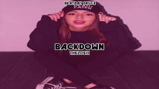 The20Six • Back Down [Prod. By 47 Shots]