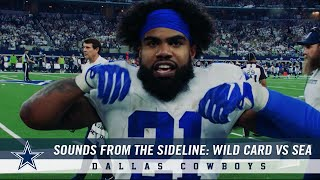 Sounds from the Sideline: Seahawks vs. Cowboys, NFC Wild Card Win | Dallas Cowboys 2018-2019