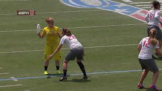 Ohio State v. Oregon (2014 College Women's Final)