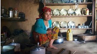 Dal Bhat - Nepali Cooking