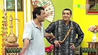 Best Of Zafri Khan New Pakistani Stage Drama Full Comedy Funny Clip