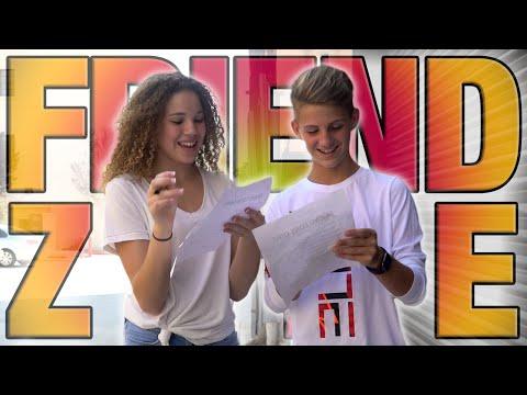 The Friend Zone Quiz!  (Madison vs MattyBRaps)
