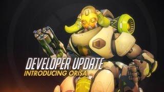 Developer Update   Introducing Orisa   Overwatch