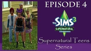 """Sims 3 LP Supernatural Teen Series (EP4) - """"Learning Alchemy"""""""