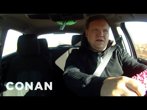 Andy Richter s Coast To Coast Road Trip CONAN on TBS