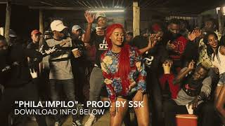 (New 2018) Babes W x Distruction Boyz type GQOM (Durban) Afrobeat; Phila Impilo - Prod. by SSK