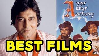 Vinod Khanna's Top 10 Movies